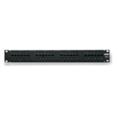 AMP Patch Panel Cat.5 Utp 24 Port Sl Sunucu Aksesuarları