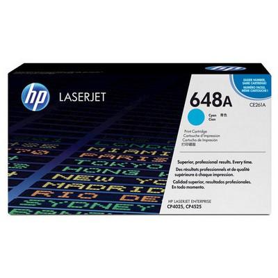 HP 648A CE261A Toner