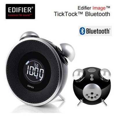 Edifier MF240BTB Tick Tock MF240BTB 8W Rws  Radyolu Ses Sistemi Speaker