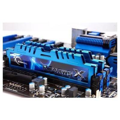 G.Skill RipjawsX 2x8GB Desktop Bellek (F3-1600C9D-16GXM)