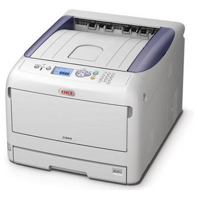 OKI C822n Renkli Lazer Yazıcı