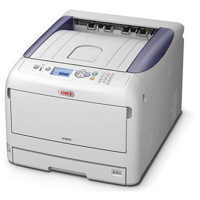 OKI C822dn Renkli Lazer Yazıcı