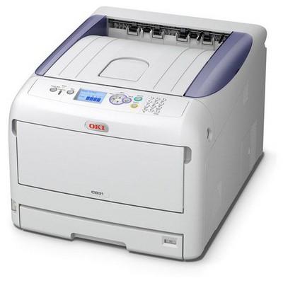 OKI C831DN Renkli Lazer Yazıcı