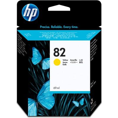 HP 82 Sarı Kartuş C4913A