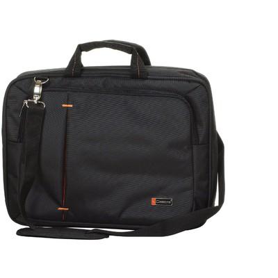 """Classone Ul160 13""""/14""""/15,6"""" Uyumlu Ultracase Serisi Notebook Çantası Siyah Renk Laptop Çantası"""