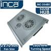 "Inca INC-354BX Aluminyum""SPECIAL DESING""USB Sessiz Notebook Soğutucu Notebook Soğutucu"