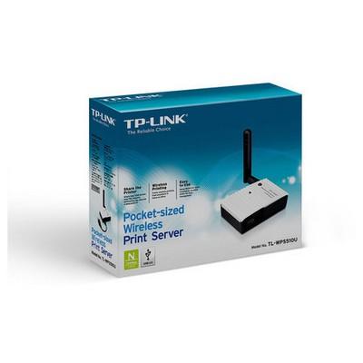 Tp-link TL-WPS510U 150Mbps Cep Tipi Kablosuz Print Server