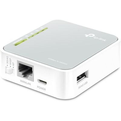Tp-link TL-MR3020 Portatif 3G/4G Kablosuz N Router