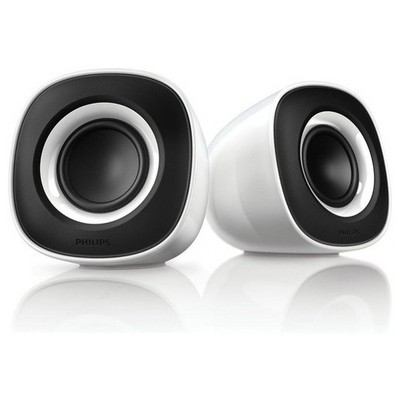 Philips Spa2201/10 1+1 Notebook  Beyaz Speaker