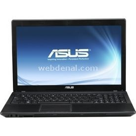 "Asus X54HR-SX336D İ3-2370 4 GB 500 GB 1 GB VGA 15.6"" Freedos Laptop"