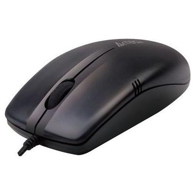 A4 Tech OP-530NU Kablolu Optik Mouse - Siyah