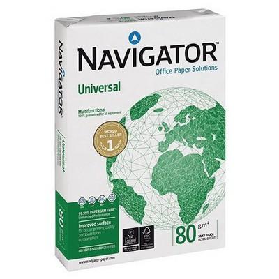 Fot. Kağıdı A-4 Navigator 80 Gr Fotokopi Kağıdı