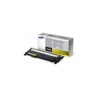 Samsung CLT-Y406S Sarı Toner - 1000 Sayfa