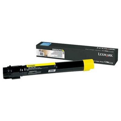 Lexmark X950X2YG 22.000 Sayfa Kapasiteli Sarı Toner