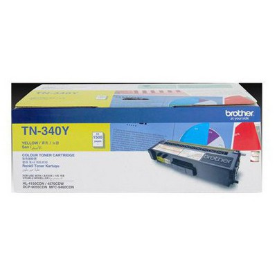 Brother TN-340Y Sarı Toner