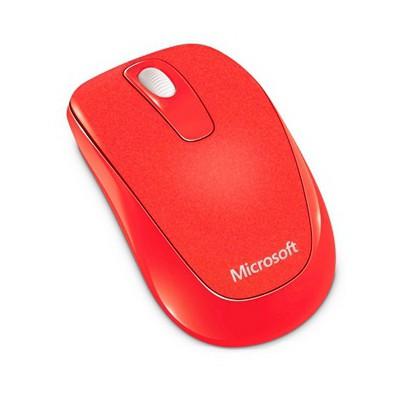Microsoft Wireless Mobile 1000 Mouse - Kırmızı (2CF-00039)