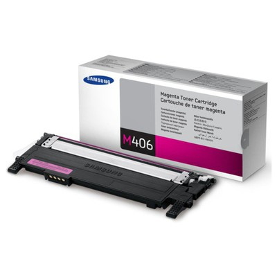 Samsung CLT-M406S Kırmızı 1000 Sayfa Toner