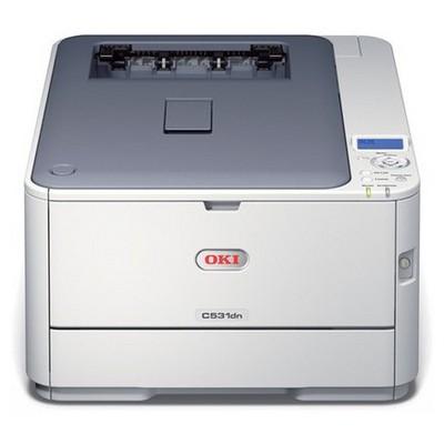 OKI C531dn Renkli Lazer Yazıcı