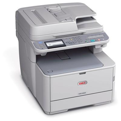 OKI MC362dn Çok Fonksiyonlu Renkli Lazer Yazıcı
