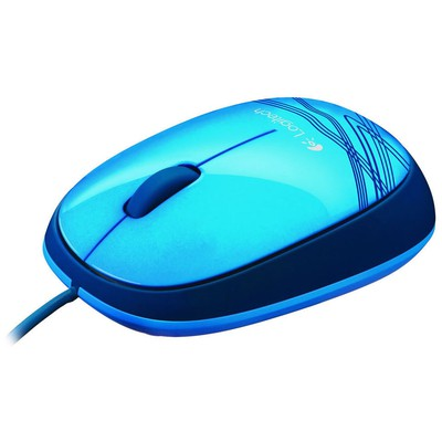 Logitech M105 Mouse - Mavi (910-003114)