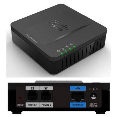 Cisco Spa112 2 Port Phone Adapter Ağ / Modem Aksesuarı