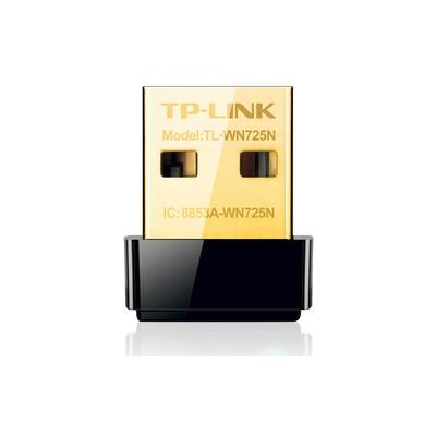 Tp-link TL-WN725N Wireless N Nano USB Adaptör