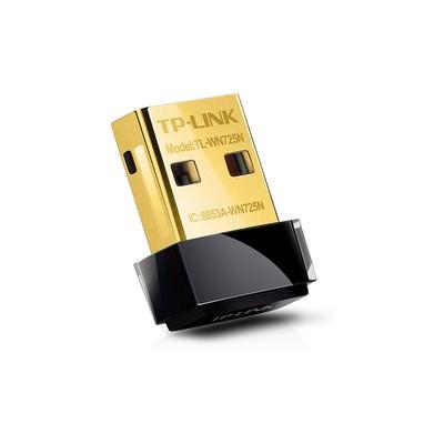 Tp-link 150Mbps Kablosuz N Nano TL-WN725N Anten / Ağ Adaptörü