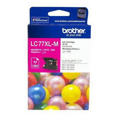 Brother LC77XL-M Kırmızı Kartuş