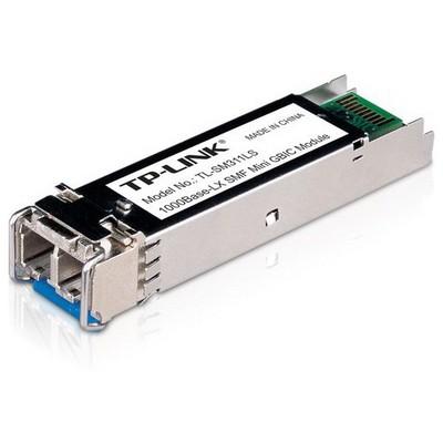 Tp-link TL-SM311LS Gigabit SFP Module,Single-Mode,MiniGBIC,LC Interface,Up to 10km