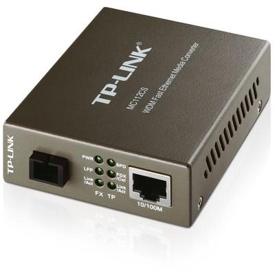 Tp-link MC112CS WDM Fast Ethernet Medya Dönüştürücü