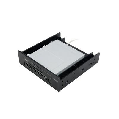 "Akasa AK-HDA-05 5.25"" Multi-Fonksiyonel 2.5""/3.5"" SSD / HDD Dönüştürücü Aparat Harici Disk Kutusu"