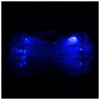 Akasa 14cm Sessiz Mavi LED Fan (AK-FN074)