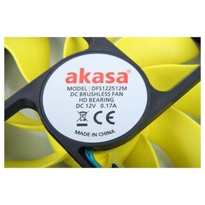Akasa Viper 12cm S-Flow Fan (AK-FN059)