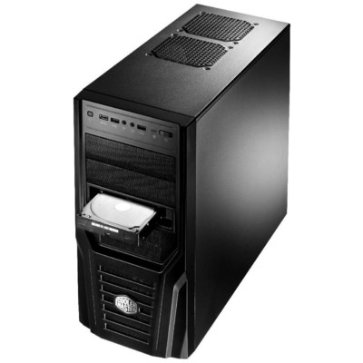 Cooler Master Elite 431 Plus 600w Mid Tower Kasa (RC-431P-KWA600)