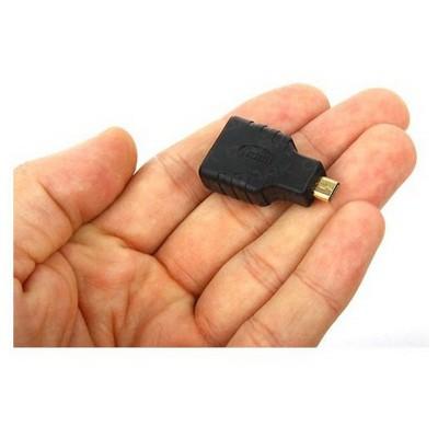 Dark Micro Hdmı - Hdmı Dönüştürücü Cep Telefonu HDMI Kablolar