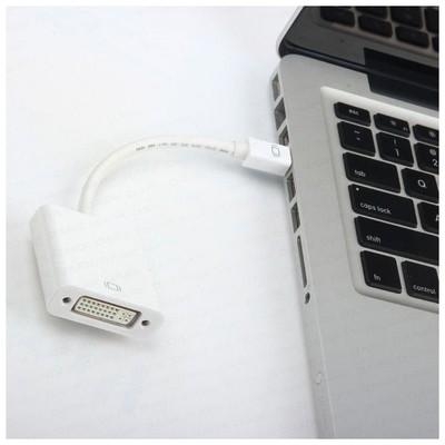 Dark DK-HD-AMDPXDVI ÇEV. Mini Display Port- DVI Dönüştürücü Adaptör Ses ve Görüntü Kabloları