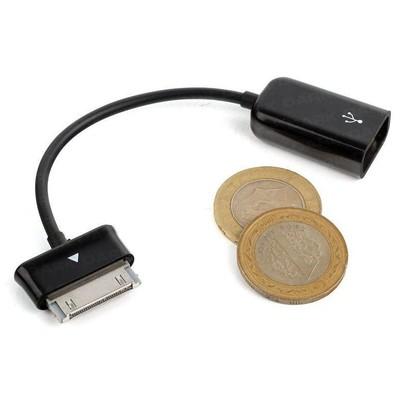 Dark Dk-cb-usb2galaxyot Samsung Galaxy Tab/tab 2 Tablet Uyumlu Usb Dönüştürücü Otg Kablo Ses ve Görüntü Kabloları