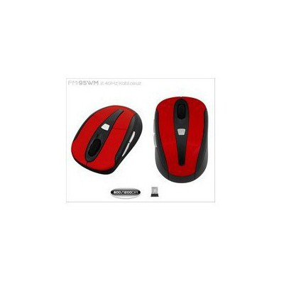 Frisby Fm-95wm 2.4ghz Optik Usb Kablosuz  Kır Mouse