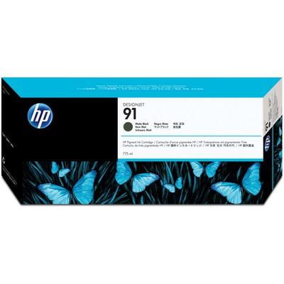 HP C9464a Matte Black Mürekkep  (91) Kartuş
