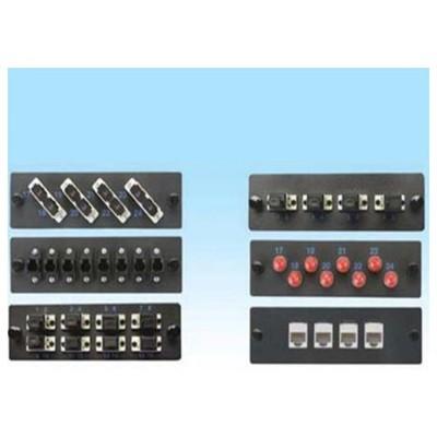 HCS 12 Port Sc Dupleks Adaptor Modulu 1u Sunucu Aksesuarları