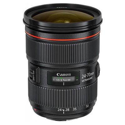 Canon Ef 24-70mm F/2.8l Iı Usm Lens