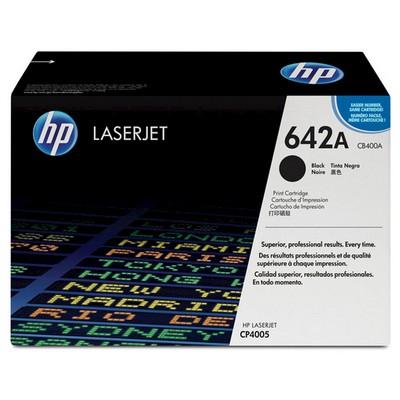 HP 642A CB400A Toner