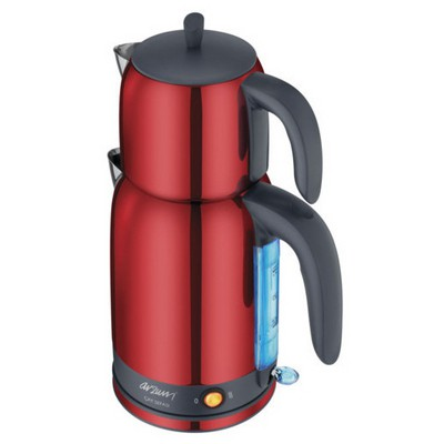 Arzum AR346R Çay Sefası Çay Makinesi