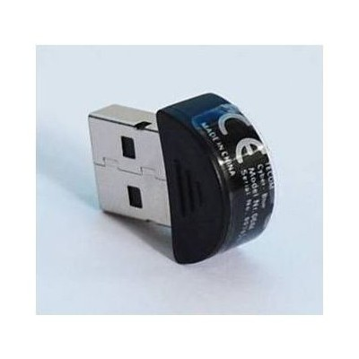 Tecom Usb-06k Usb 2.0  3.0 Dongle 20 Metre Minik Siyah Bluetooth