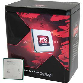 AMD FX-6300 Altı Çekirdekli İşlemci