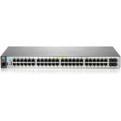 HP Aruba 2530 48G-PoE+ Switch - J9772A