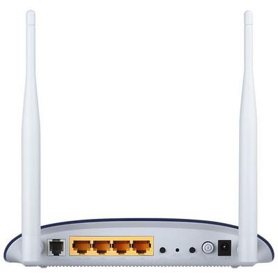 Tp-link TD-W8960N 300Mbps Kablosuz N ADSL2+ Modem Router
