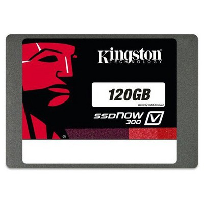 Kingston 120GB SSDNow V300 SSD (SV300S37A/120G)