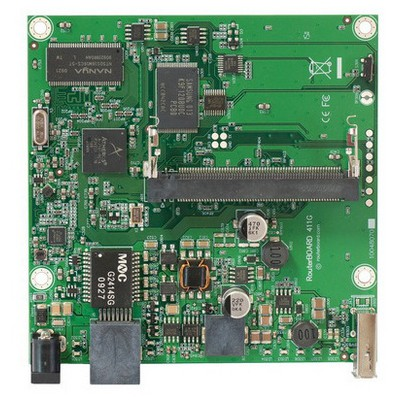 Mikrotik Rb411uahl Routerboard
