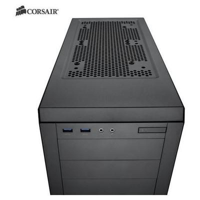 Corsair Cc-9011023-ww Carbide Series 200r,1x140, 1x120mm Fan, Usb3,0 Mid Tower Siyah Kasa